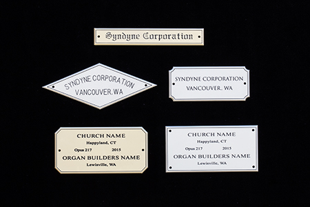 Customized Builders Plates