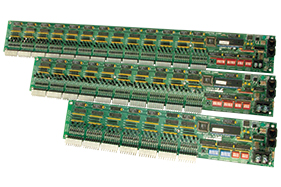 Keying Driver Boards